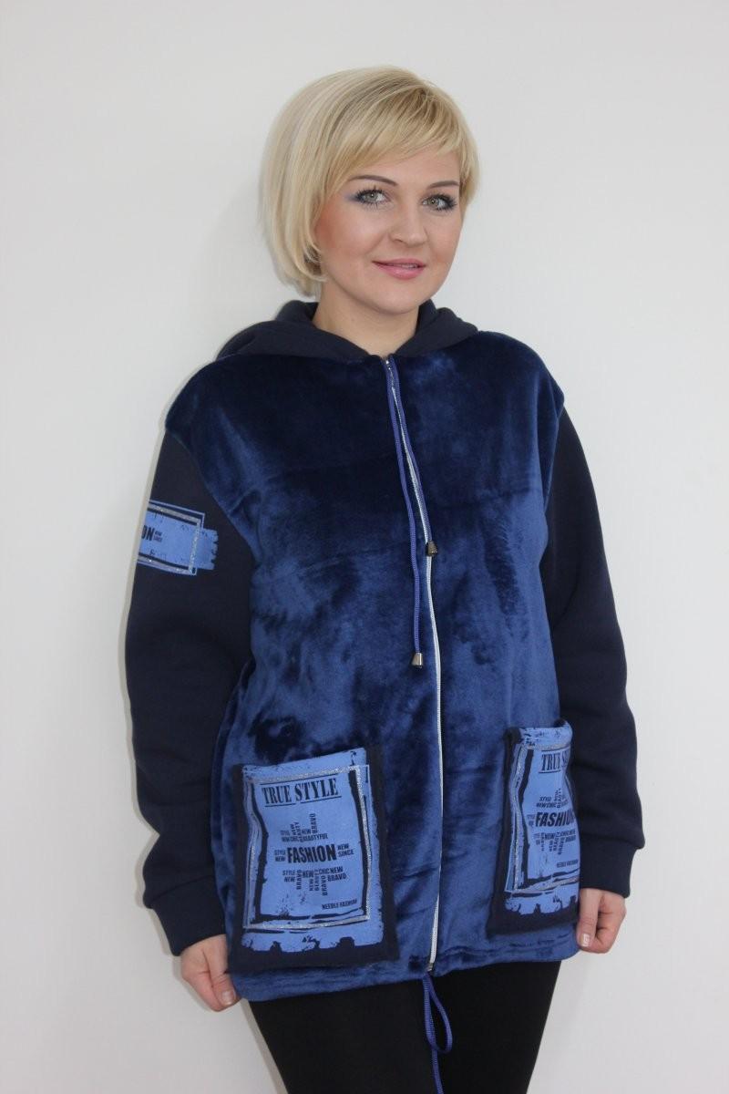 Куртка К1177.3, размеры: с 48 по 62 - Купить по цене 740 руб. — Юнион-Текс