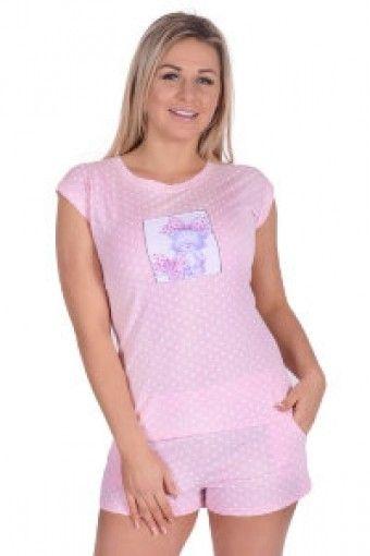 1e9df42ca54d4 Женские пижамы оптом от производителя в интернет магазине — Юнион-Текс